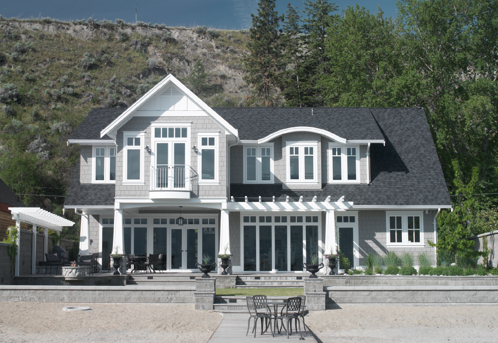 Tilt Turn Windows on residence