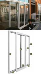 Features for our Tilt Slide Door