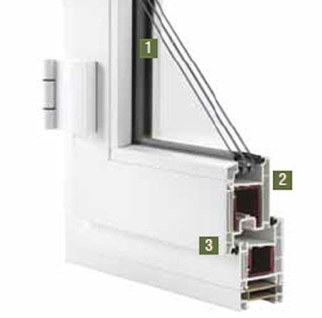 Bi Fold Door Detail