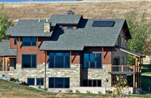 Montana Eco Smart House